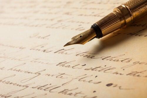 Escribir, un placer terapéutico