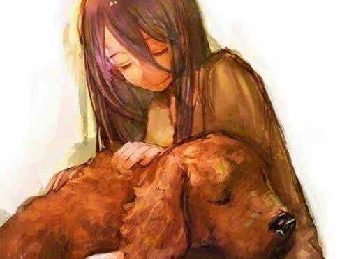 Cuando un animal se va de tu lado, no se marcha del todo