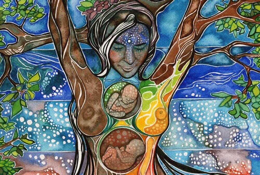 Quien te sostiene a la Tierra eres tú
