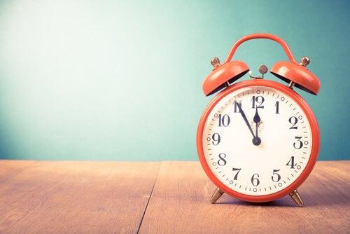 La importancia del reloj interno