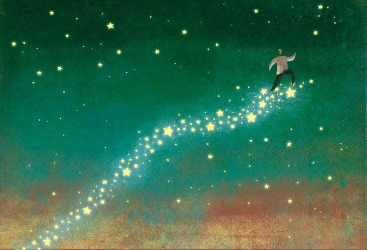 Camino de estrellas