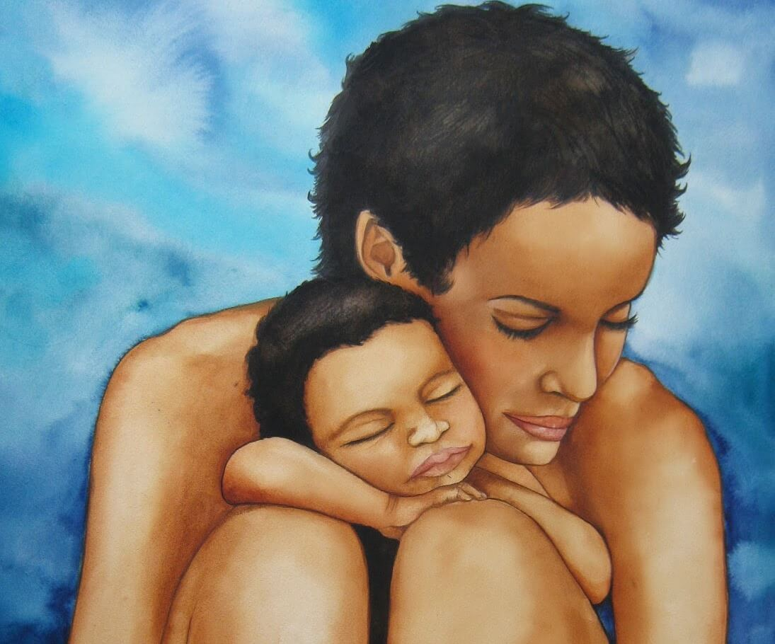 Lo que me gustaría que la gente entendiera sobre perder un hijo