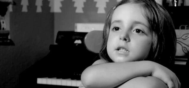 Este corto nos enseña los valores de la infancia