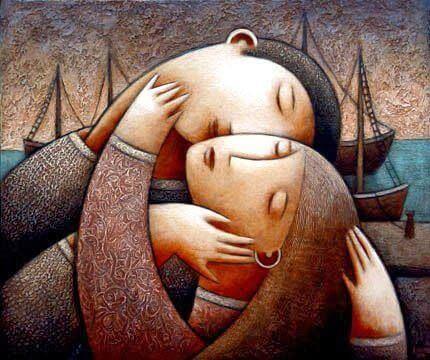 Si El Amor No Se Ve Ni Se Siente No Existe O No Te Sirve La Mente Es Maravillosa