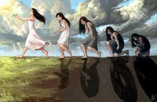 Evolución de la sexualidad en la mujer