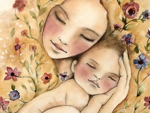 los niños necesitan tus abrazos