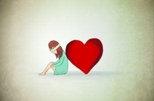 Nuestros sentimientos, niña triste que no los entiende