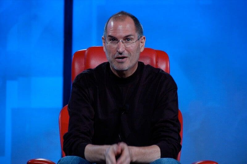 Los 5 nunca de Steve Jobs