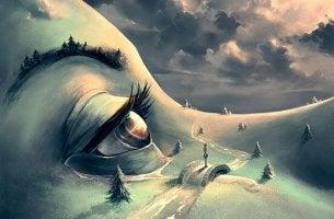 ojo espejo del alma