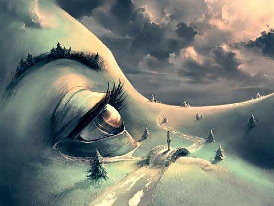 Si levantas la vista de tu ombligo verás que no eres el centro del universo
