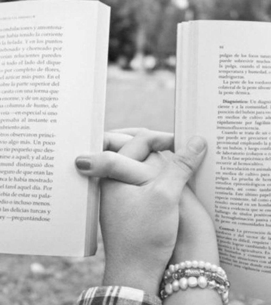 Amar los libros en pareja