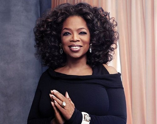 5 grandes frases de Oprah Winfrey