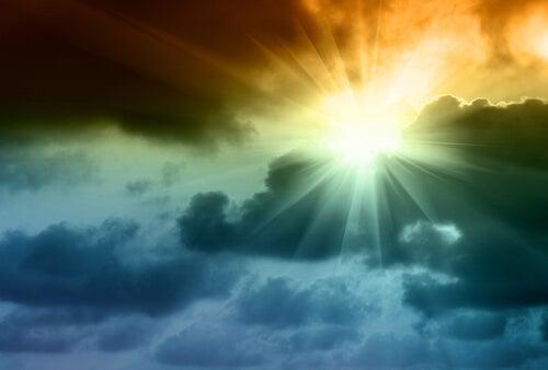 El sol siempre brilla tras la tormenta