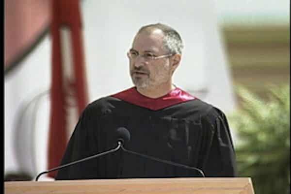 Las valiosas lecciones del célebre discurso de Steve Jobs