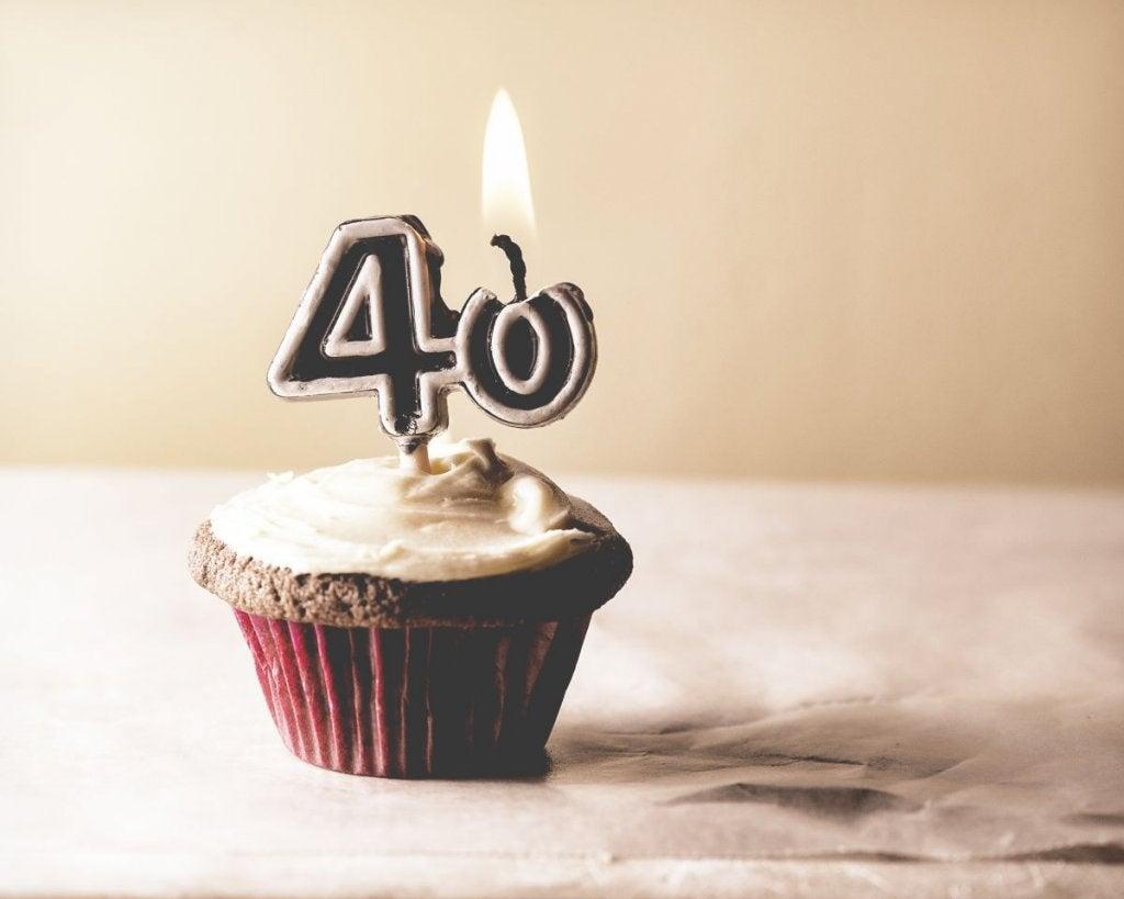 15 cosas que suceden cuando cumples 40