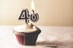 Cumplir 40 años