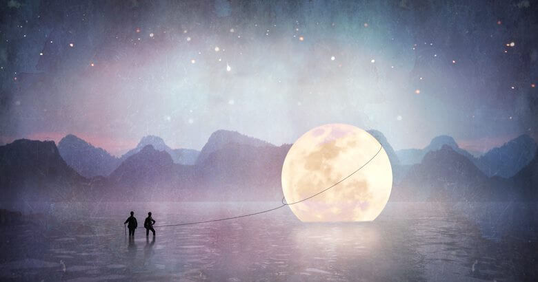 luna ritual del adiós