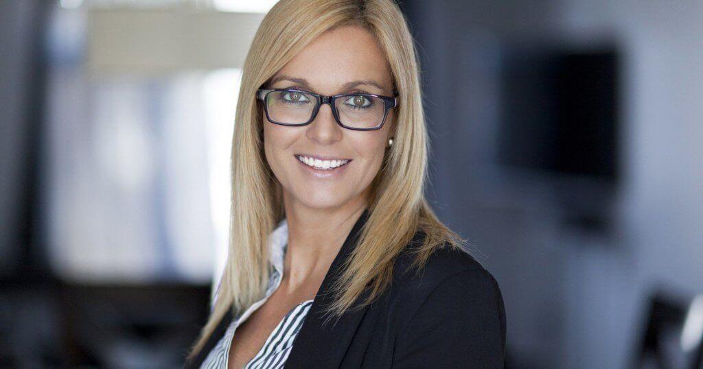 Mujer de 40 años empresaria