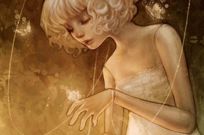 Mujer manipulada por vampiros emocionales