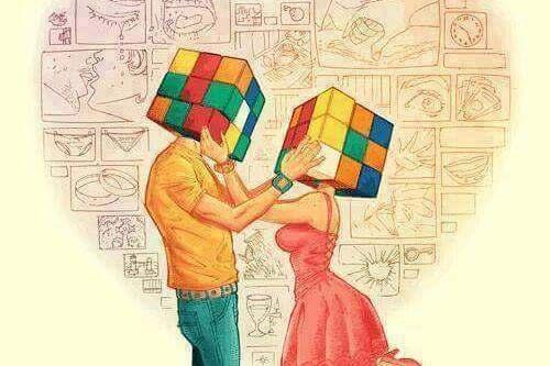 La distancia más larga entre dos personas es un malentendido