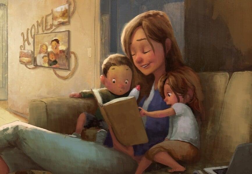 Pedagogía de María Montessori para descubrir el mundo con alegría