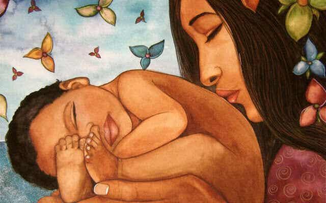Ser madre es tener el corazón fuera del cuerpo