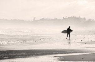Fábula del surfista