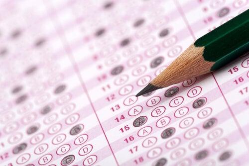 Plantilla de respuesta de examen