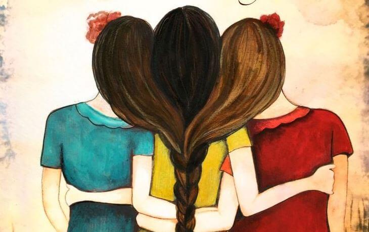 Ningún abrazo es pequeño si se da desde el corazón