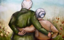 Los abuelos que cuidan de sus nietos dejan huellas en el alma
