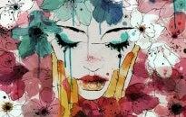 Las lágrimas no son más que nuestras heridas evaporándose