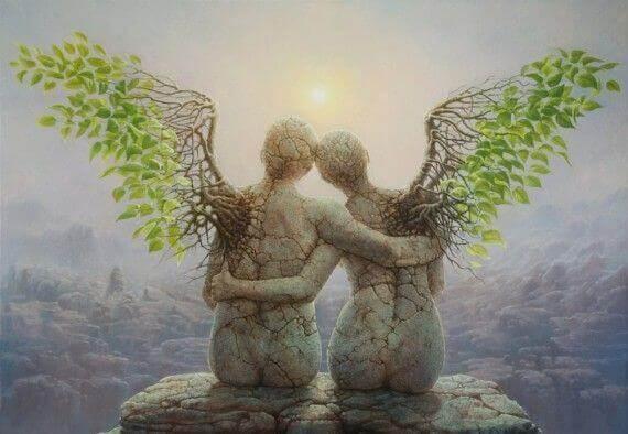 El mejor acto para el corazón es ayudar a otros a levantarse