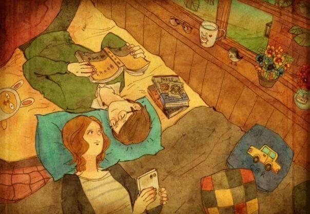 Psicología de la atracción: lo que nos une a nuestras personas