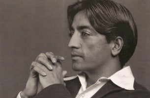 Krishnamurti