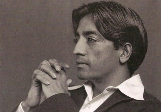La verdadera religión según Krishnamurti