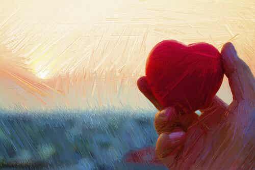 Busca la inspiración dentro de tu corazón