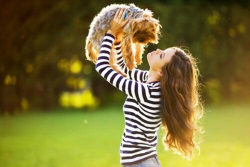 Como trates a los animales te tratarán a ti