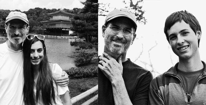 La psicología de Steve Jobs: por qué educó a sus hijos sin Ipad