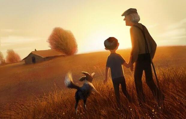 Los nietos: un legado de amor entre hijos y padres