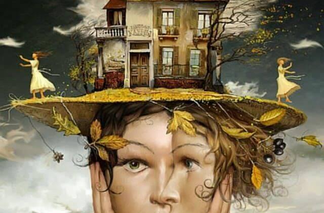 agorafobia ilustracion