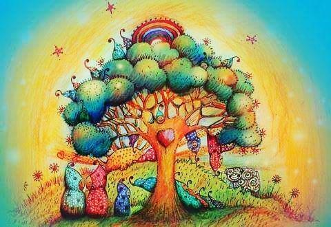 Árbol de fantasía