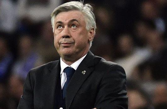 Ancelotti fue destituido del real madrid