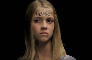 imagen sobre el corto sobre la heterofobia