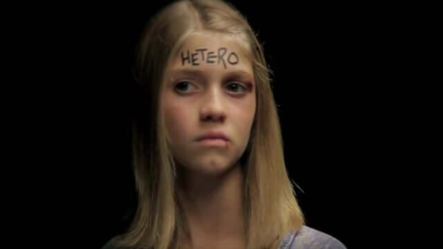 Este corto te habla de la Heterofobia: la otra cara de la moneda