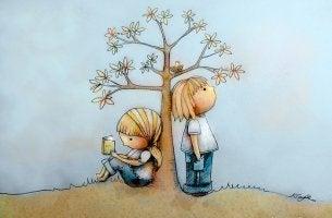 Cuentos para educar niños felices