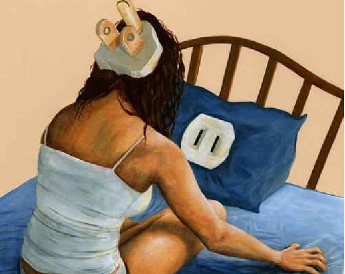 Una buena carcajada y un largo sueño son las mejores curas