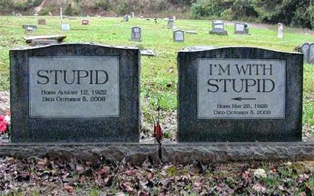 epitafios graciosos