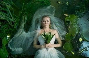 Fotograma de la película Melancolía