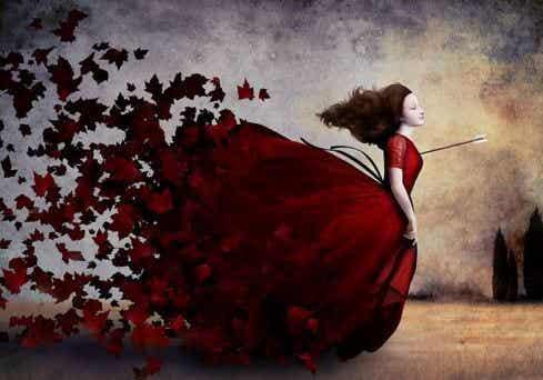 En la vida hay que ir dejando huellas, no cicatrices