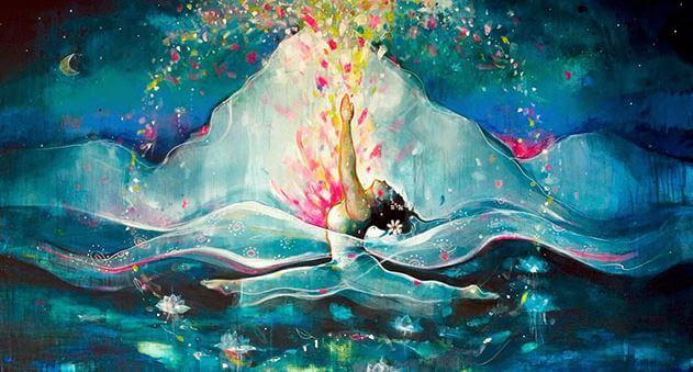El corazón de una mujer madura es un profundo mar de secretos